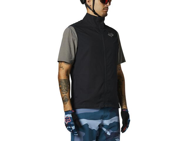 Fox Ranger Wind Vest Men, czarny